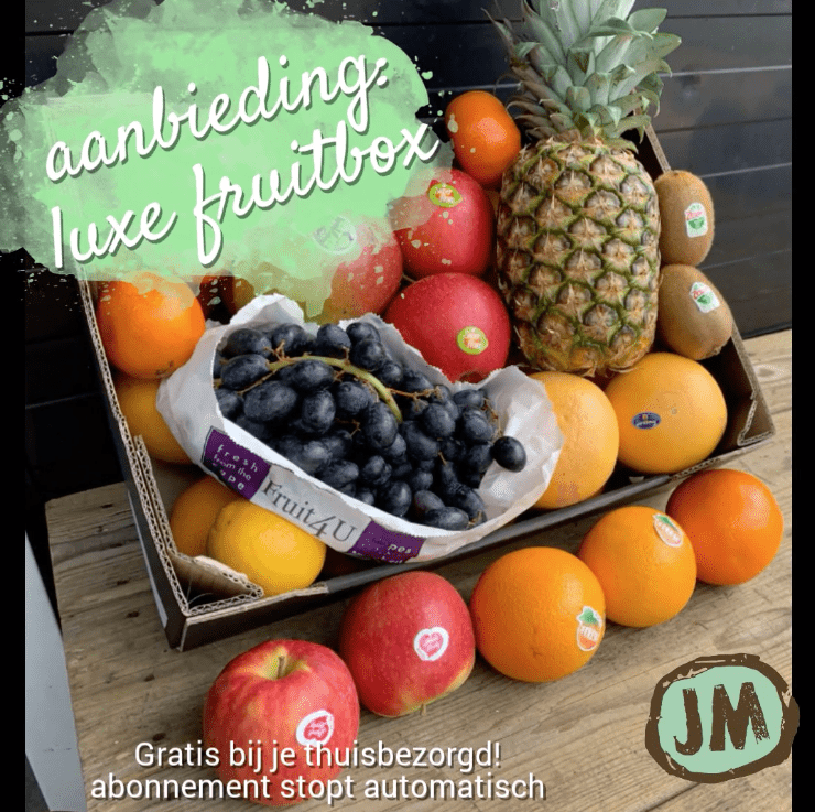 Fruitbox luxe